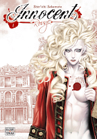 Innocent Rouge, Shin'Ichi Sakamoto, Delcourt / Tonkam, Manga, Critique Manga,