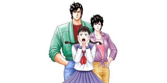 Kyô Kara City Hunter, Sokura Niijiki, Monthly Comic Zenon, Manga, Actu Manga,