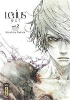 Big Kana, Critique Manga, Haruhisa Nakata, Kana, Levius, Levius Est, Manga, Seinen,