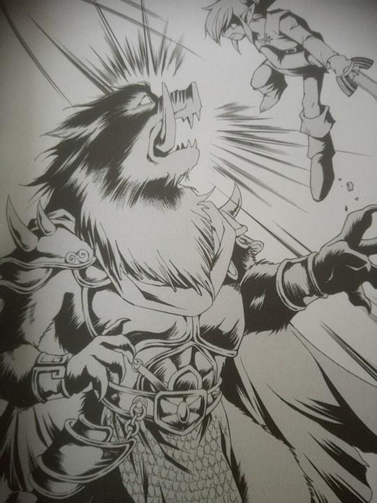 Akira Himekawa, Critique Manga, Manga, Soleil Manga, The Legend of Zelda - A link to the Past & Majora's Mask,