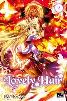 Ema Toyama, Lovely Hair, Critique Manga, Manga, Pika Édition,