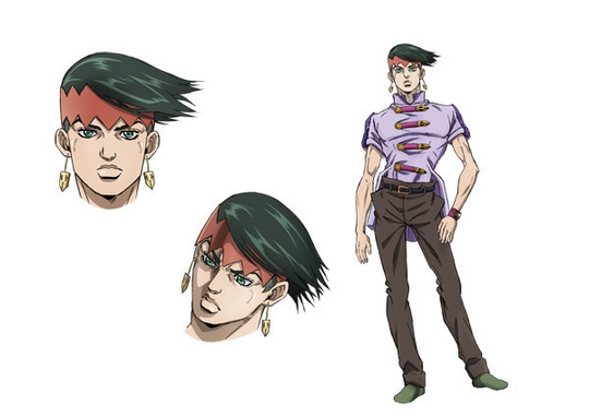 JoJo's Bizarre Adventure : Thus Spoke Kishibe Rohan, Actu Japanime, Japanime, Jojo's Bizarre Adventure : Diamond is Unbreakable, David Production,