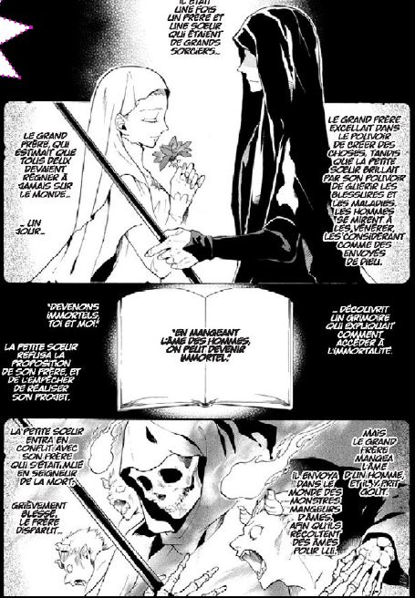 Actu Manga, Dark Kana, Kana, Manga, The Grim Reaper,
