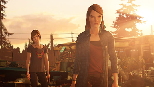 Deck Nine Games, Jeux Vidéo, Life is Strange: Before the Storm, Playstation 4, Square Enix, Steam, Trailer, Xbox One, Critique Jeux Vidéo,