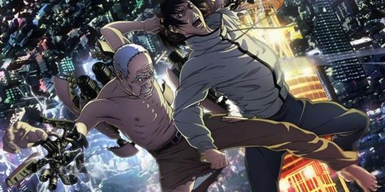 Last Hero Inuyashiki, Actu Japanime, Japanime, Studio Mappa,
