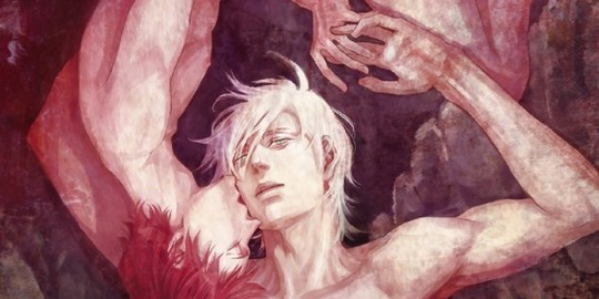 Actu Manga, In These Words, Manga, Ranmaru Zariya, Taifu, Taifu Comics, VOID, Yaoi,