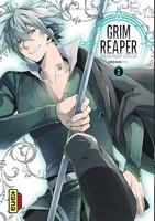 Big Kana, Critique Manga, Irono, Kana, Manga, Seinen, The Grim Reaper,