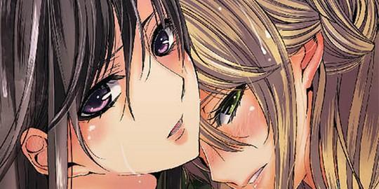Actu Manga, Citrus, Manga, Saburouta, Taifu Comics, Yuri,