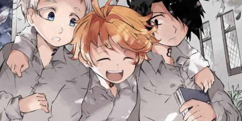 Kazé Manga a diffusé un teaser de The Promised Neverland, le manga de Kaiu Shirai et Posuka Demizu ! Suivez toute son actu sur Nipponzilla, le meilleur site d'actualité manga, anime, jeux vidéo et cinéma
