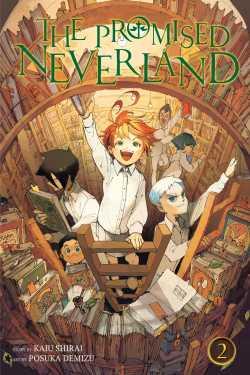The Promised Neverland rencontrera-t-il le succès en France ? Rendez-vous le 25 avril 2018 pour avoir la réponse
