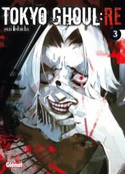 La date de sortie de l'adaptation en anime de Tokyo Ghoul:Re a été dévoilée