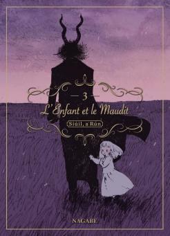 L'auteur de L'Enfant et le Maudit sera présent au Salon du Livre de Paris