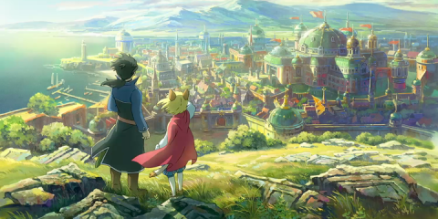 Ni no Kuni II ; The Revenant Kingdom est gold ! Plus d'infos sur Nipponzilla !