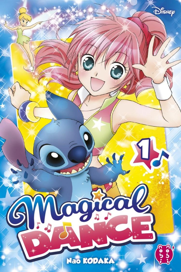 Le manga Magical Dance débarque chez nobi nobi