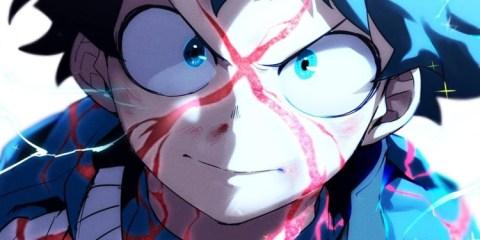 Suivez toute l'actualité de My Hero Academia sur Nipponzilla, le meilleur site d'actualité manga, anime, jeux vidéo et cinéma