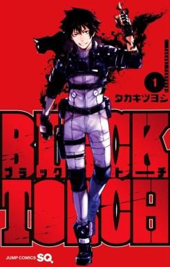 Black Torch change de magazine de prépublication