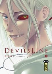 Un nouveau trailer pour l'adaptation en anime de Devil's Line