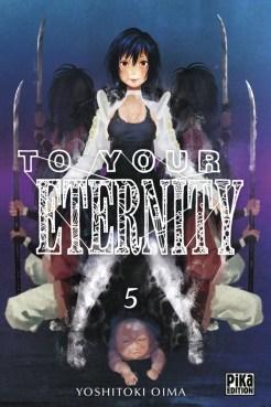 Suivez toute l'actu de Yoshitoki Oima et To Your Eternity sur Nipponzilla, le meilleur site d'actualité manga, anime, jeux vidéo et cinéma