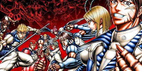 Suivez toute l'actu de Terra Formars sur Nipponzilla, le meilleur site d'actualité manga, anime, jeux vidéo et cinéma