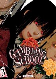 Suivez toute l'actu de Gambling School et Netflix sur Nipponzilla, le meilleur site d'actualité manga, anime, jeux vidéo et cinéma