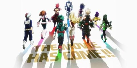 Suivez toute l'actu de My Hero Academia The Movie : The Two Heroes sur Nipponzilla, le meilleur site d'actualité manga, anime, jeux vidéo et cinéma