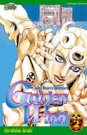 Suivez toute l'actu de JoJo's Bizarre Adventure : Golden Wind sur Nipponzilla, le meilleur site d'actualité manga, anime, jeux vidéo et cinéma