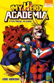 Suivez toute l'actu de My Hero Academia sur Nipponzilla, le meilleur site d'actualité manga, anime, jeux vidéo et cinéma