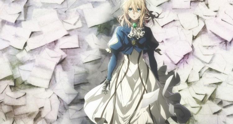 Suivez toute l'actu de Violet Evergarden sur Nipponzilla, le meilleur site d'actualité manga, anime, jeux vidéo et cinéma