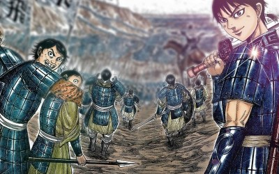 Lisez notre avis concernant le tome 1 de Kingdom sur Nipponzilla, le meilleur site d'actualité manga, anime, jeux vidéo et cinéma