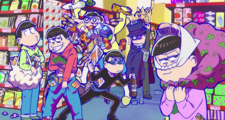 Suivez toute l'actu de Osomatsu-san The Movie sur Nipponzilla, le meilleur site d'actualité manga, anime, jeux vidéo et cinéma