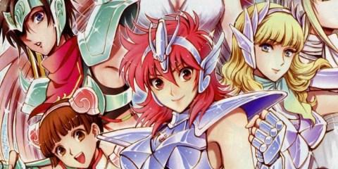 Suivez toute l'actu de Saint Seiya : Saintia Shô sur Nipponzilla, le meilleur site d'actuaité manga, anime, jeux vidéo et cinéma