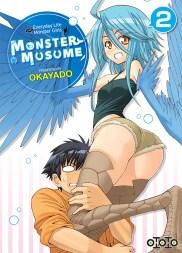 Suivez toute l'actu de Monster Musume - Everyday Life with Monster Girls sur Nipponzilla, le meilleur site d'actualité manga, anime, jeux vidéo et cinéma