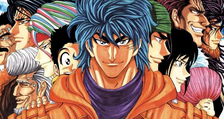 Suivez toute l'actu de Mitsutoshi Shimabukuro et Toriko sur Nipponzilla, le meilleur site d'actualité manga, anime, jeux vidéo et cinéma