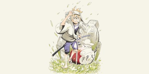 Suivez toute l'actu de Samurai 8 : Hachimaruden et Masashi Kishimoto sur Nipponzilla, le meilleur site d'actualité manga, anime, jeux vidéo et cinéma