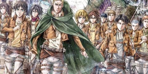 Suivez toute l'actu de Shingeki no Kyojin : The Final Season sur Nipponzilla, le meilleur site d'actualité manga, anime, jeux vidéo et cinéma