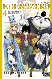 Edens Zero, エデンズゼロ, Fairy Tail, Heros, Rave, Hiro Mashima, Kodansha, Weekly Shonen Magazine, Pika Edition, Manga, Résumé, Critique, News, Personnages, Citations, Récompenses