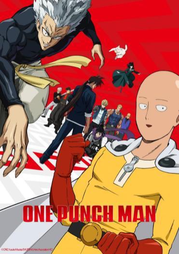 One Punch Man, J.C Staff, One, Yusuke Murata, Anime Digital Network, Kurokawa, Shueisha, Japanime, Résumé, Critique, News, Personnages, Citations, Récompenses