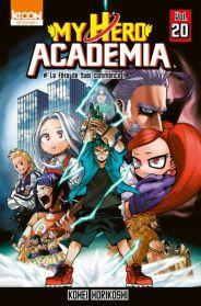 My Hero Academia, Boku no Academia, Shonen, Shueisha, Ki-oon, Weekly Shonen Jump, Kohei Horikoshi, Manga, Résumé, Critique, News, Personnages, Citations, Récompenses