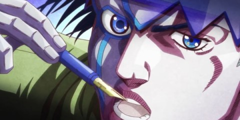 Kishibe Rohan, Kishibe Rohan wa ugokanai, Thus spoke Kishibe Rohan, 岸辺露伴は動かない, JoJo's Bizarre Adventure, Diamond is Unbreakable, Shueisha, Hirohiko Araki, David Production, Delcourt / Tonkam, Manga, Anime, Studio Lerche, Résumé, Critique, News, Personnages, Citations, Récompenses