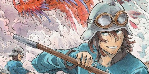 Drifting Dragons, Pika Edition, Taku Kuwabara, Netflix, Polygon Pictures, Anime, Manga, Résumé, Critique, News, Personnages, Citations, Récompenses