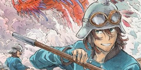 Drifting Dragons, Pika Edition, Taku Kuwabara, Netflix, Polygon Pictures, Anime, Manga, Résumé, Critique, News, Personnages, Citations, Récompenses