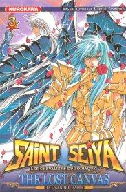 Suivez toute l'actu de Saint Seiya - Lost Canvas - Chronicles sur Nipponzilla, le meilleur site d'actualité manga, anime, jeux vidéo et cinéma