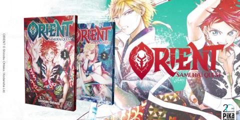 Pika Edition Orient : Samurai Quest Shinobu Ohtaka Weekly Shônen Magazine Kôdansha Manga Actu Manga