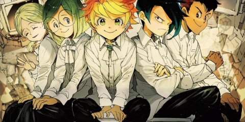 The Promised Neverland Série Live Manga Actu Manga Posuka Demizu Kaiu Shirai Kazé Manga Wakanim Anime Digital Network Amazon Prime Video