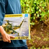 花金だ!仕事帰りに買うプラモ#004/ズベズダ 1/48 Mi-24V/VP ハインド