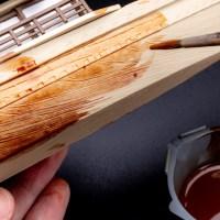 プラモが木になる、気になるプラモ。屋形船の超簡単塗装で「オレ、天才?」を味わえ!