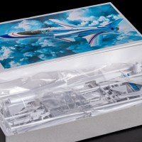 プラモデルの箱の中から凄腕のパイロットが飛び出てきた話。