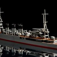「艦名」が呼び起こすあなたの心の景色。タミヤ 1/700 日本軽巡洋艦 阿武隈。