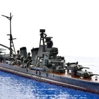 飛行機模型が最後の1手。ついに俺の艦船プラモ完成!/ウォーターライン50周年で再航海時代到来!!