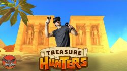 Virtual Reality Treasure Hunt for Oculus Quest